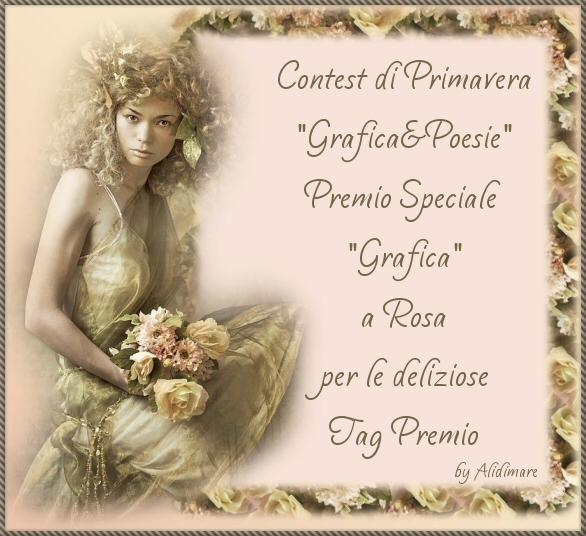 Contest Primavera 2008. Forum Grafica e Poesia
